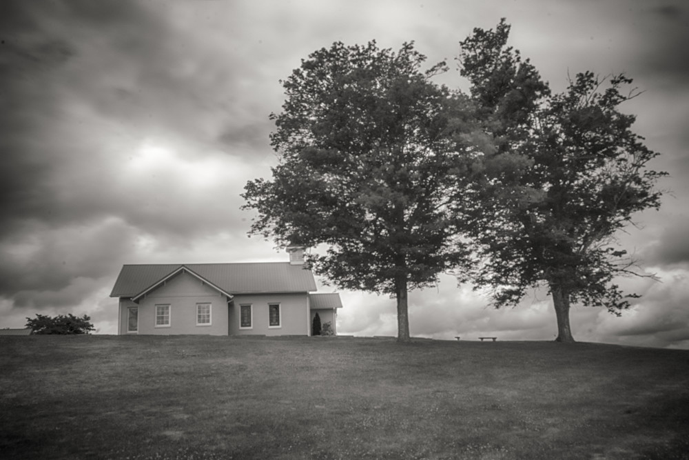 Country Church Art | Drew Campbell Photography