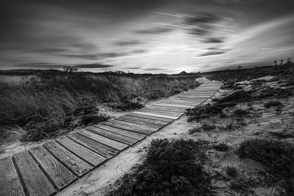 Flying Point Boardwalk