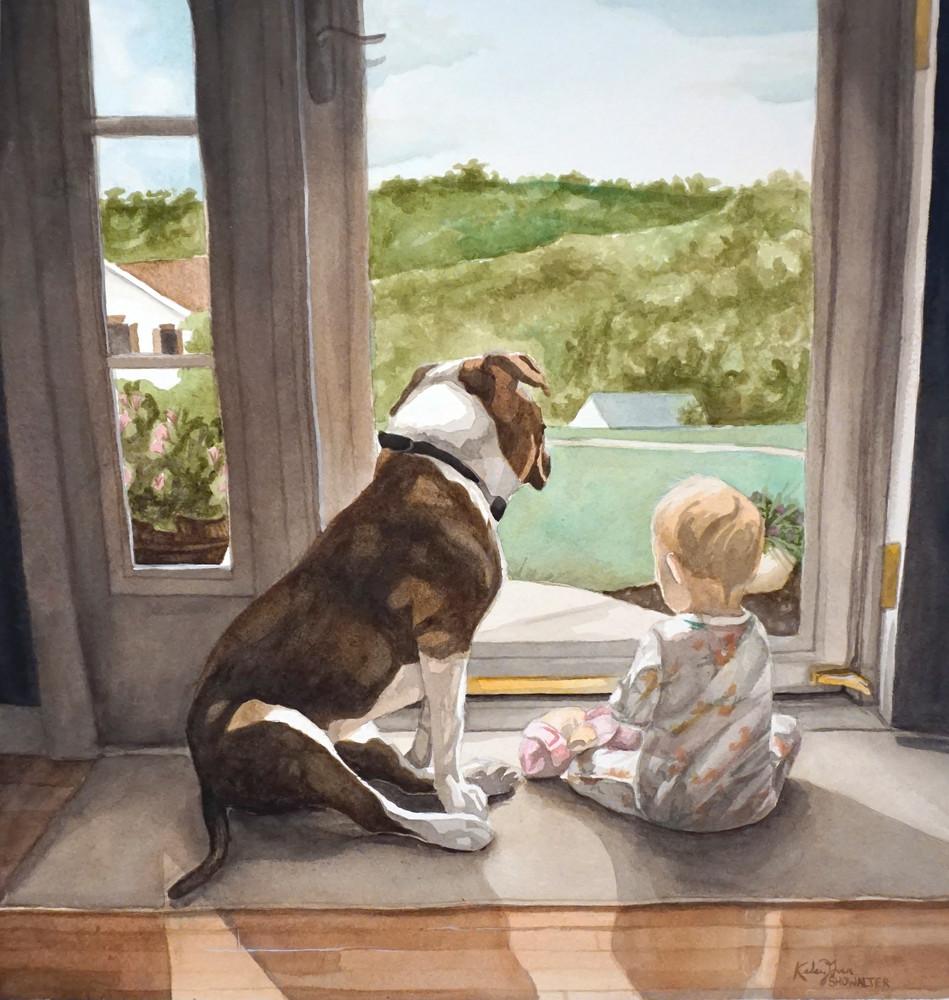 Best Friends Art | Kelsey Showalter Studios