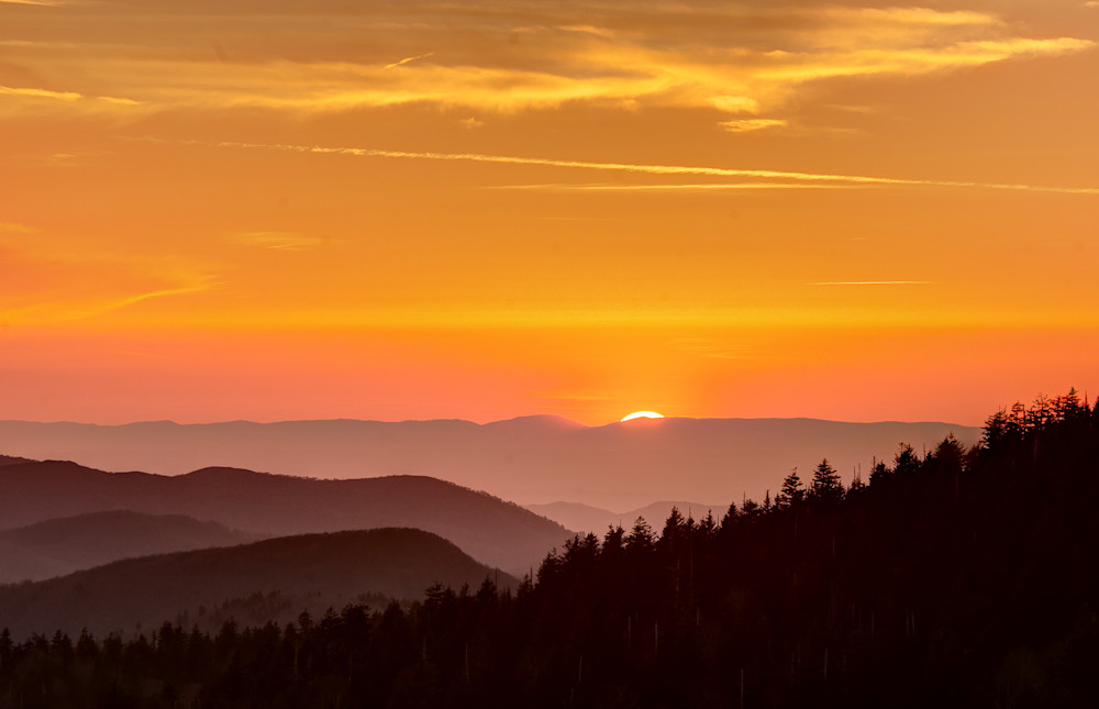 Sunset Snowbird Mountains Art | Drew Campbell Photography