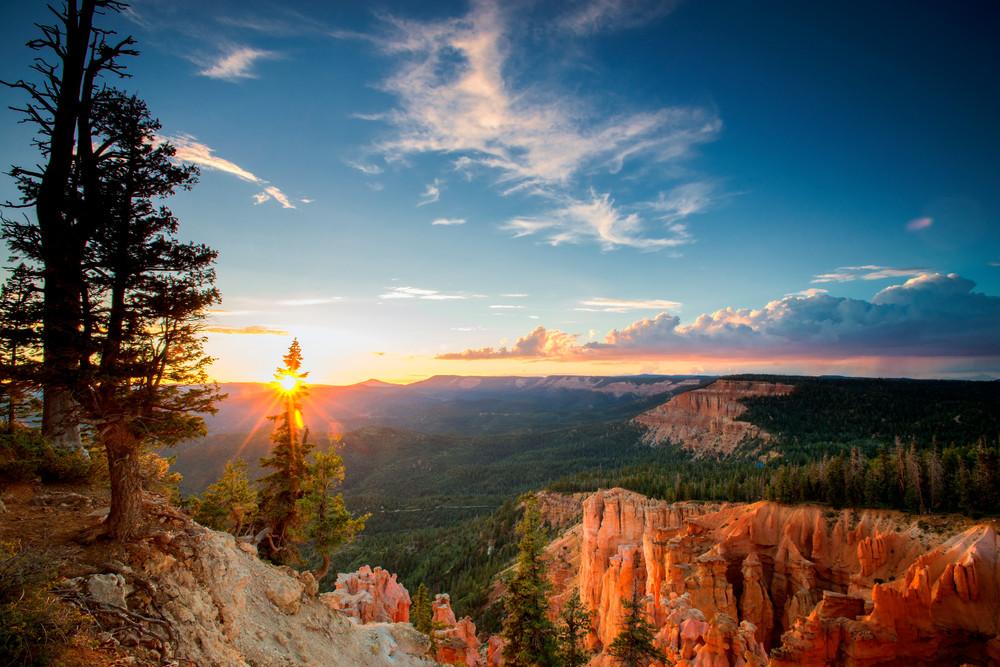 Zion View Eclipse Photography Art | Craig Primas Photography