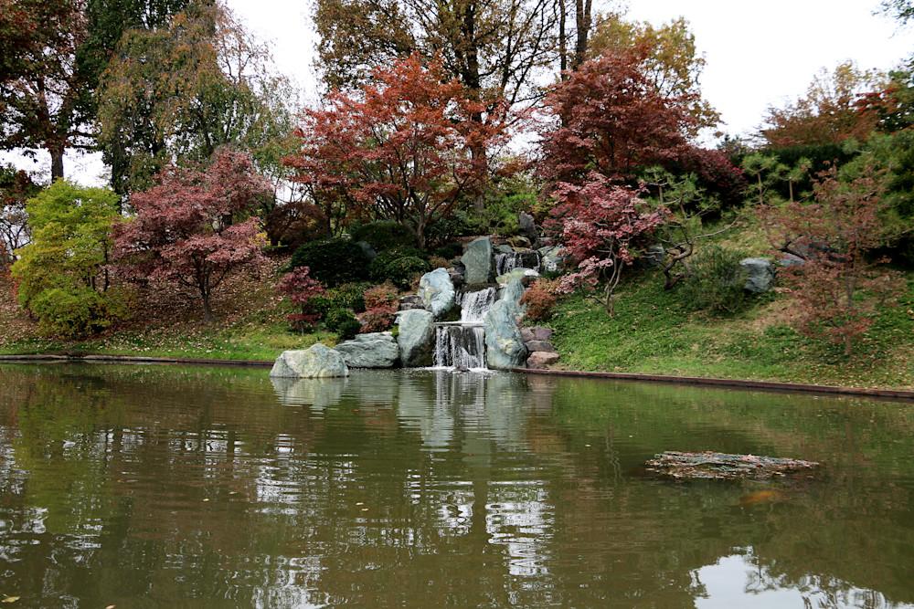 Japanese Garden At M Issouri Botanical Garden Art | Moore Design Group