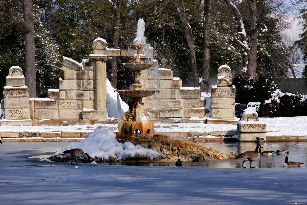The Ruins At Tower Grove Park Art | Moore Design Group