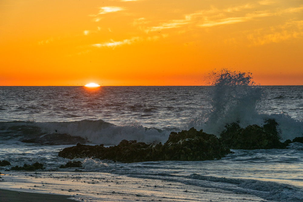 Pacific Surf Pescadero Ca Art | Drew Campbell Photography