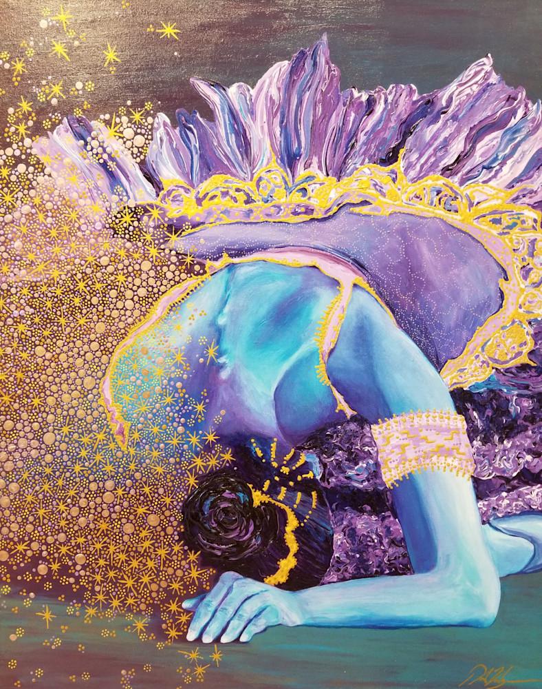 Exhaustion Art | TAVolgenau