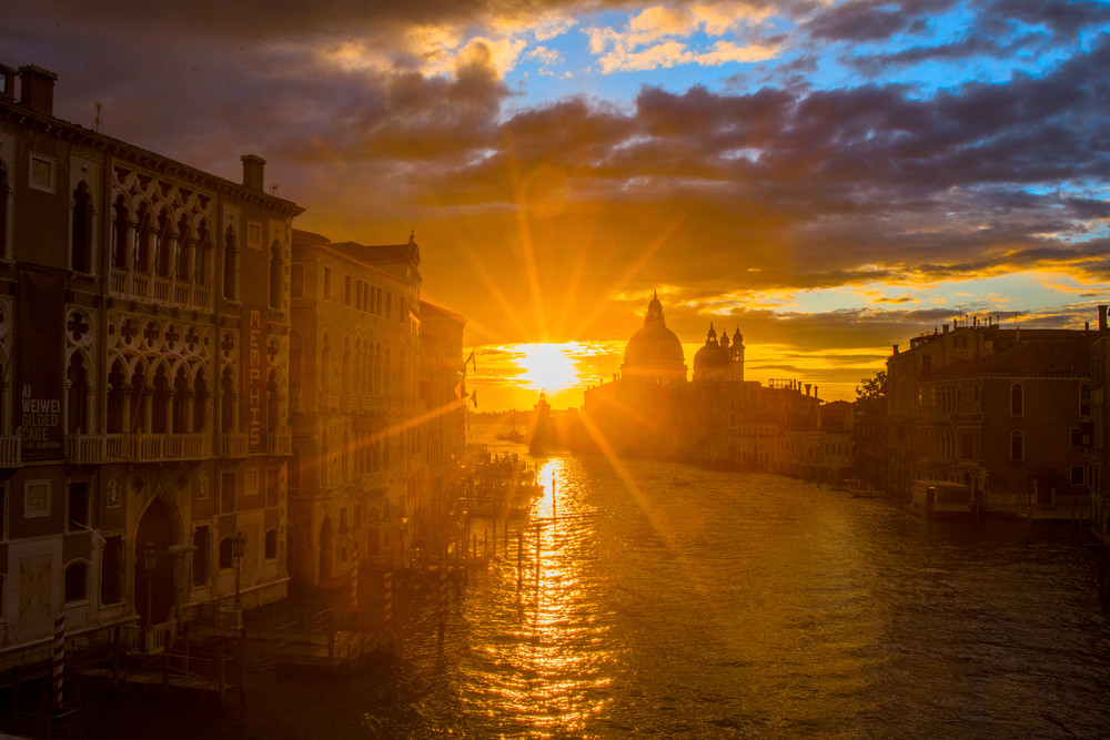 Grand Canal Sunrise Photography Art | Craig Primas Photography