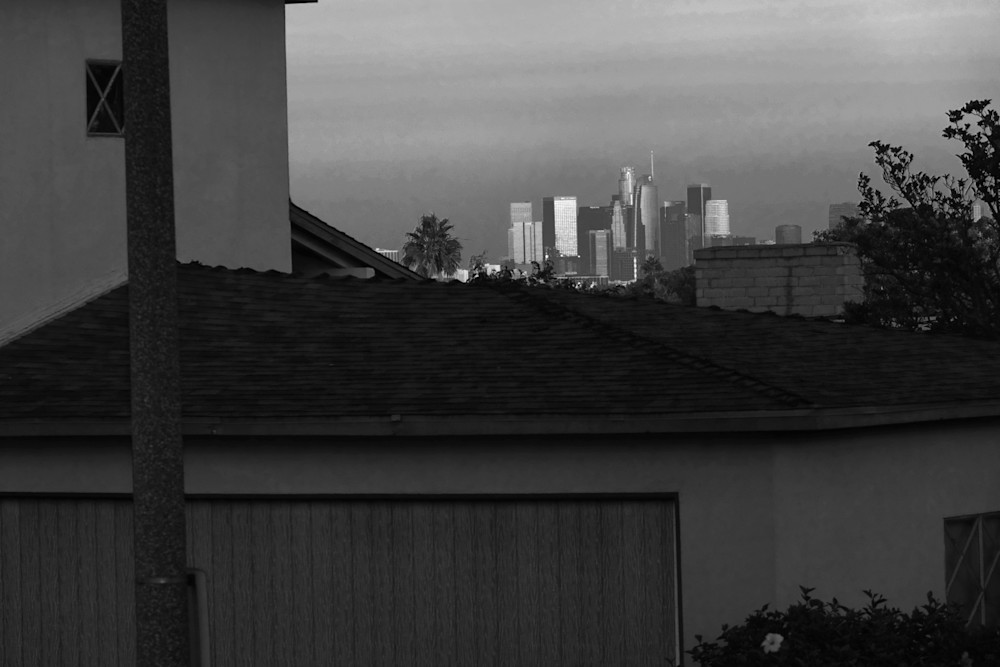 Downtown Los Angeles Photography Art   Peter Welch