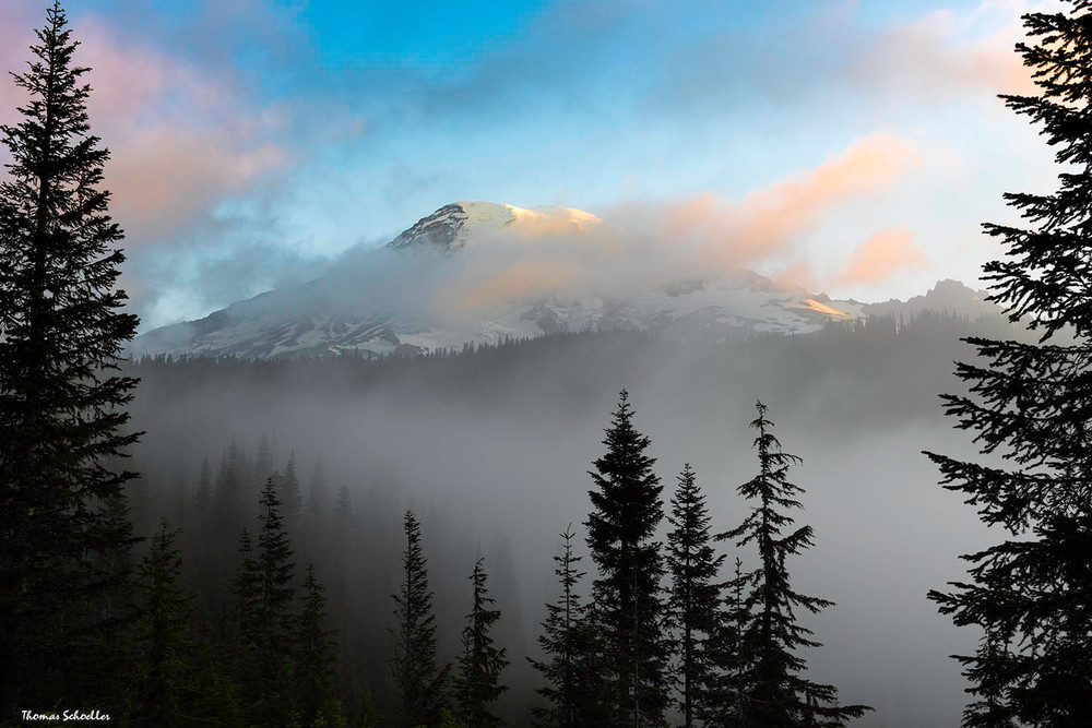 Mt Rainier National Park Fine Art Photography | Purchase Photo Art prints
