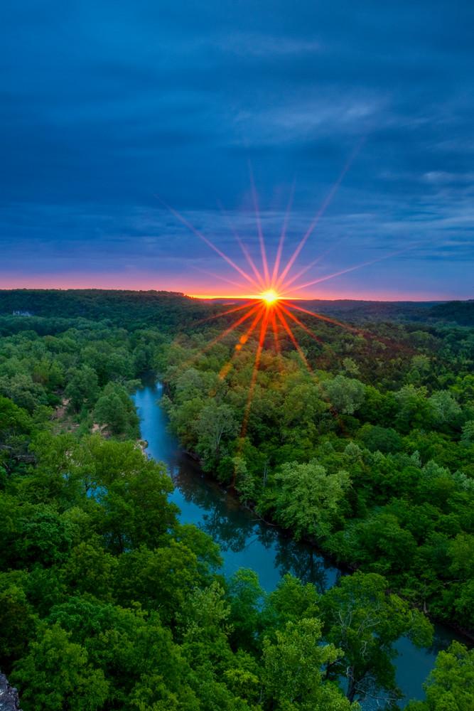 Richardson Bluff Sunrise Photography Art | Craig Primas Photography