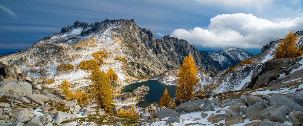 Isolation Lake   The Enchantments Photography Art | Craig Primas Photography