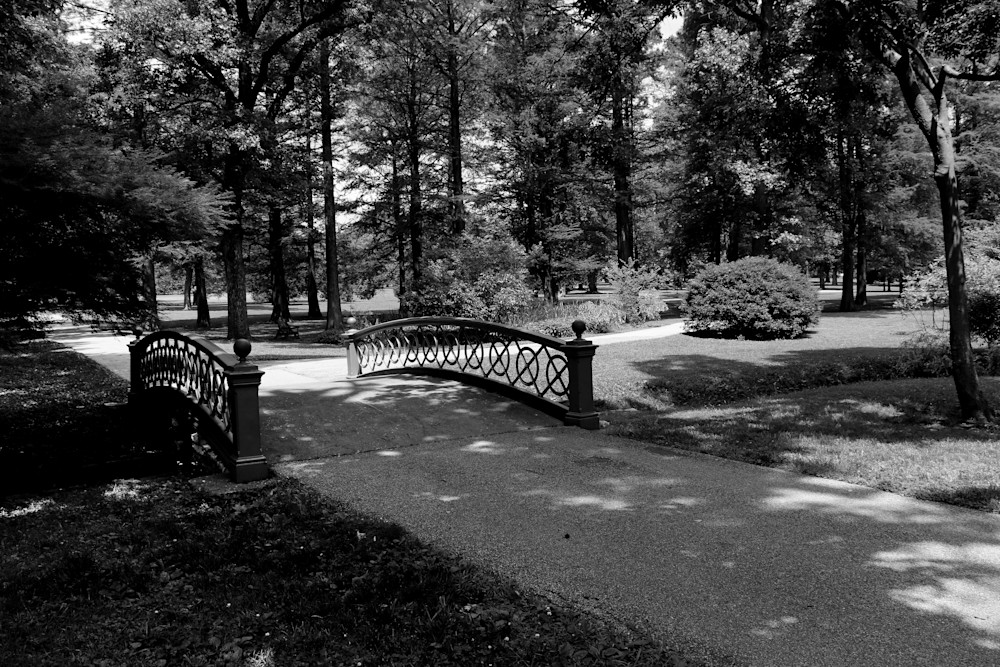Tower Grove Park Bridge