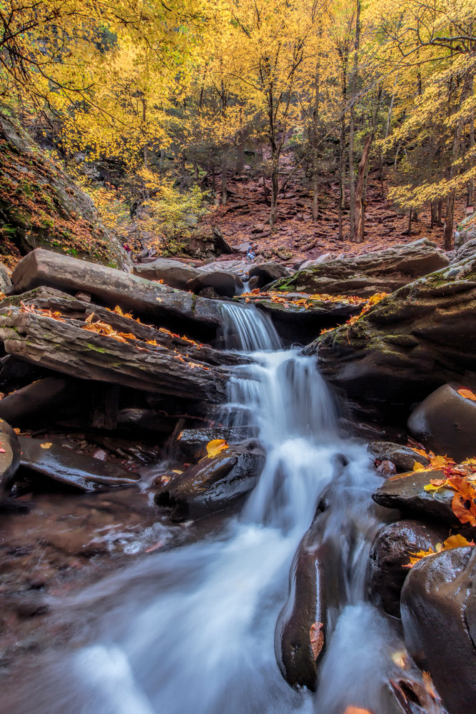 Fall at Kaaterskill Creek | Shop Photography by Rick Berk