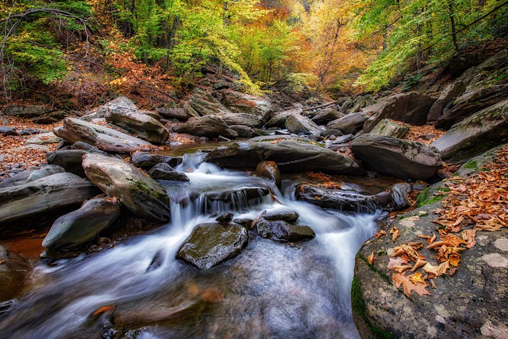 Kaaterskill Creek | Shop Photography by Rick Berk