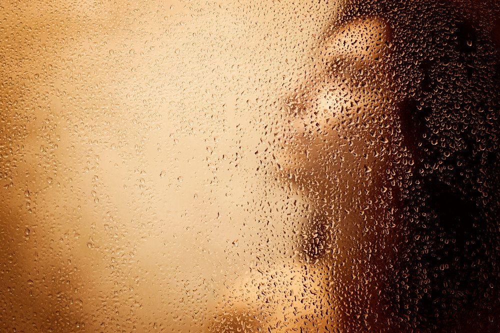 I Am - Abstract Portrait Photography - Fine Art Print by Silvia Nikolov