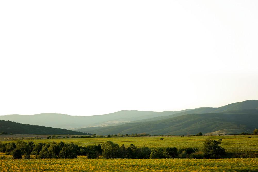 Silent Landscape #9 - Landscape Photography - Fine Art Print by Silvia Nikolov