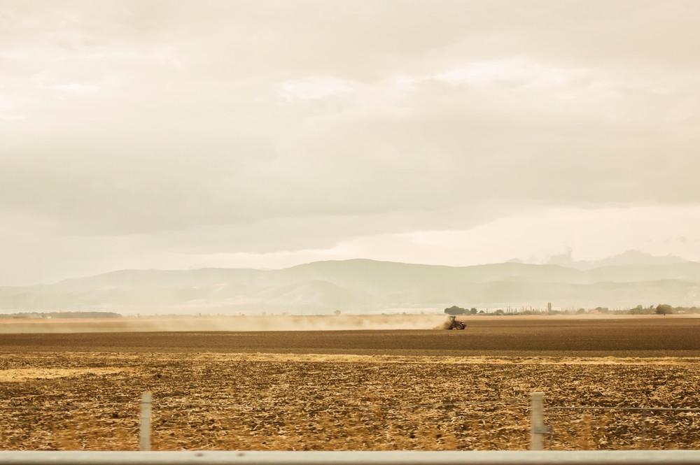 Silent Landscape #12 - Landscape Photography - Fine Art Print by Silvia Nikolov