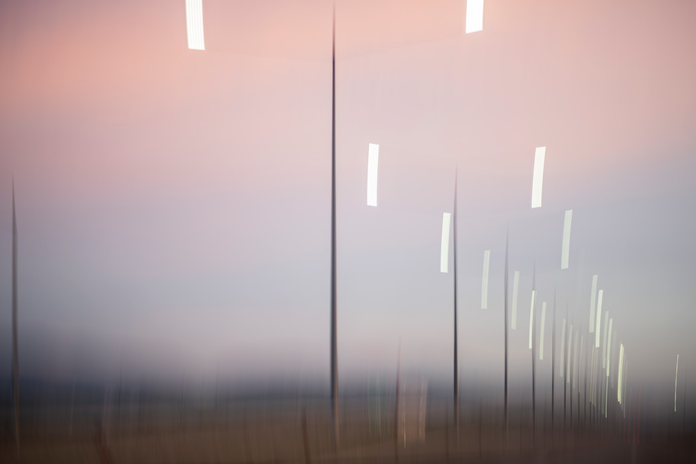 Abstract Landscape #1 - Fine Art Print by Silvia Nikolov