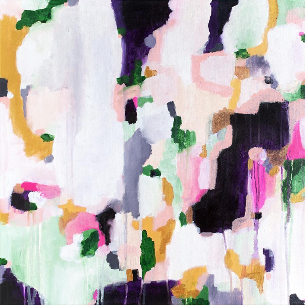 Carli Abstract Art Print