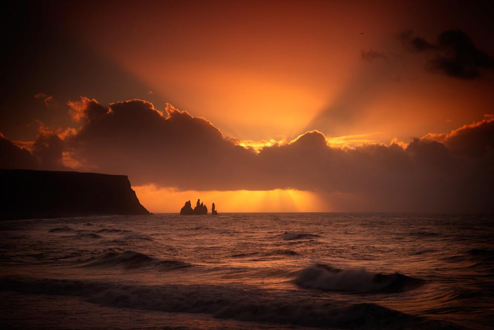 Icelandic Daybreak