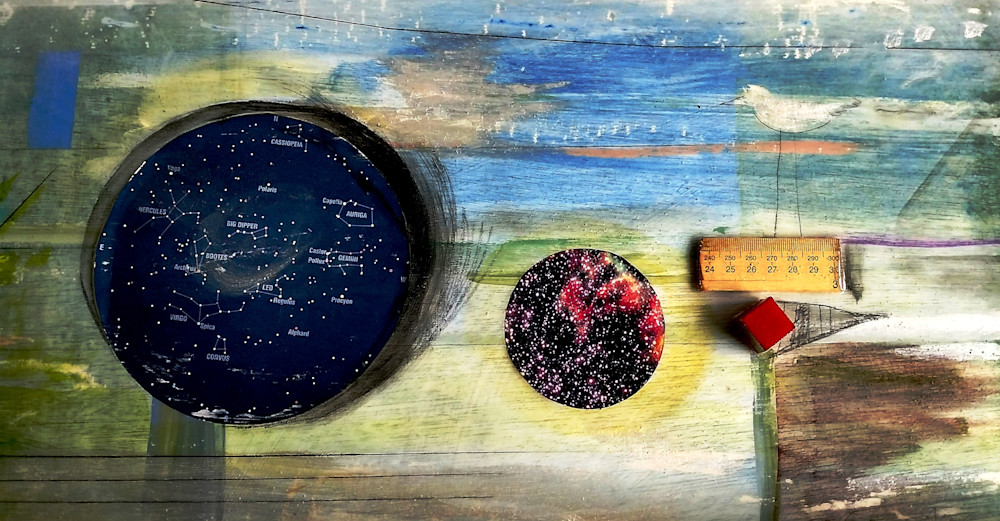 Jane Runyeon Originals  and Prints for purchase Night and Day Clear Sailing