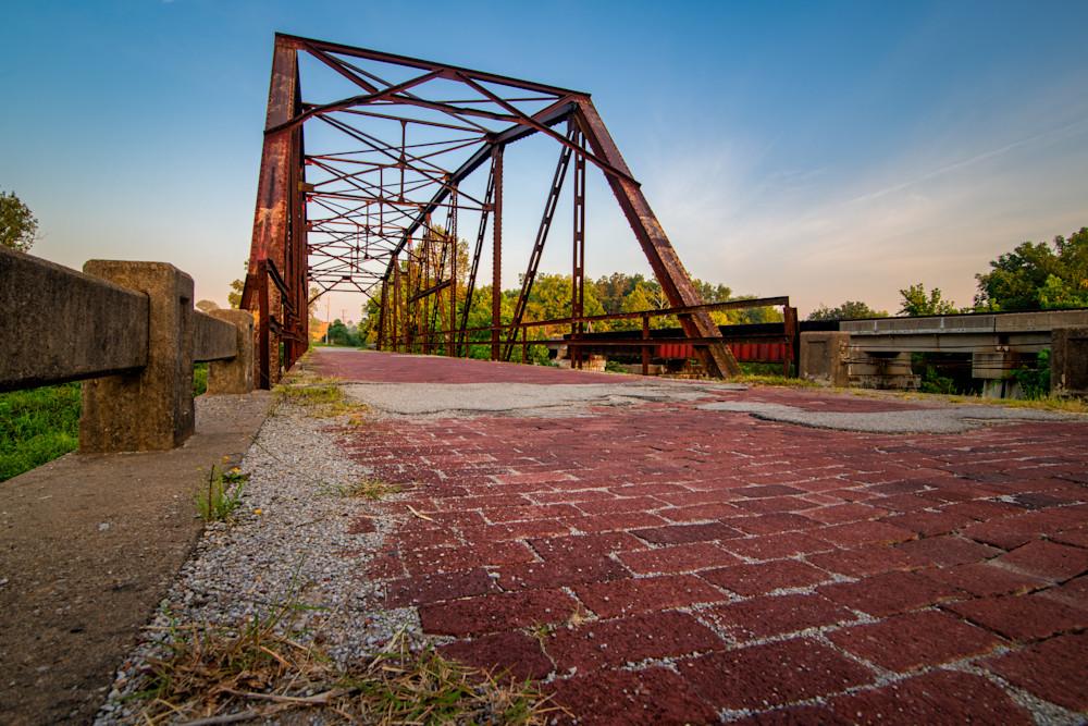 Route 66 Rock Creek Bridge