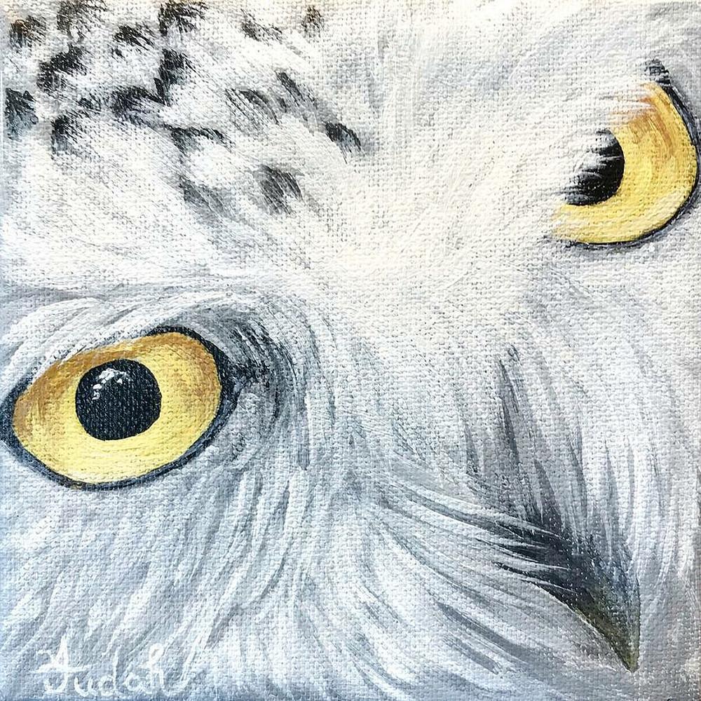 Owl 2/3 Art | alanajudahart