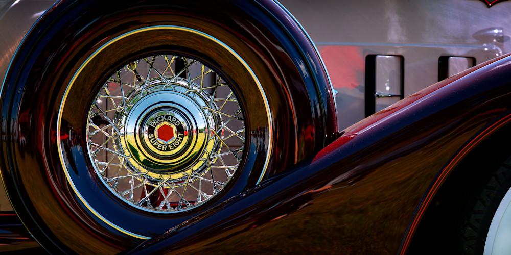 Packard 8 Photography Art   templeimagery