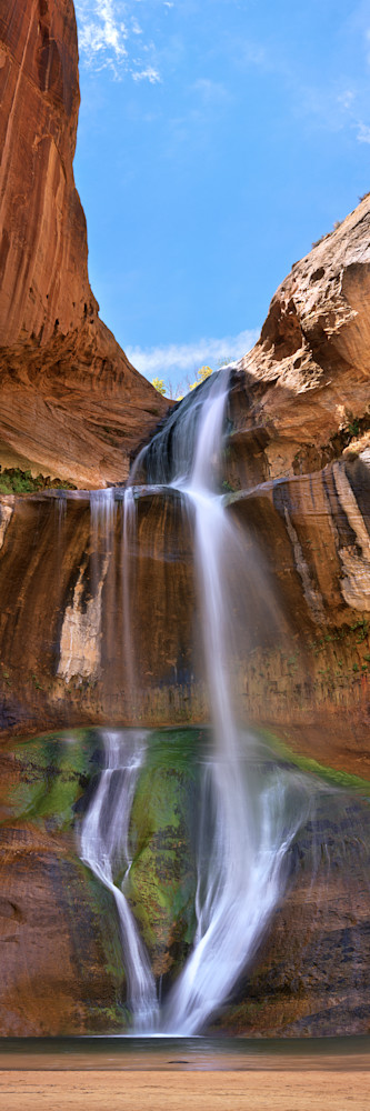 Lower Calf Falls Photography Art   templeimagery