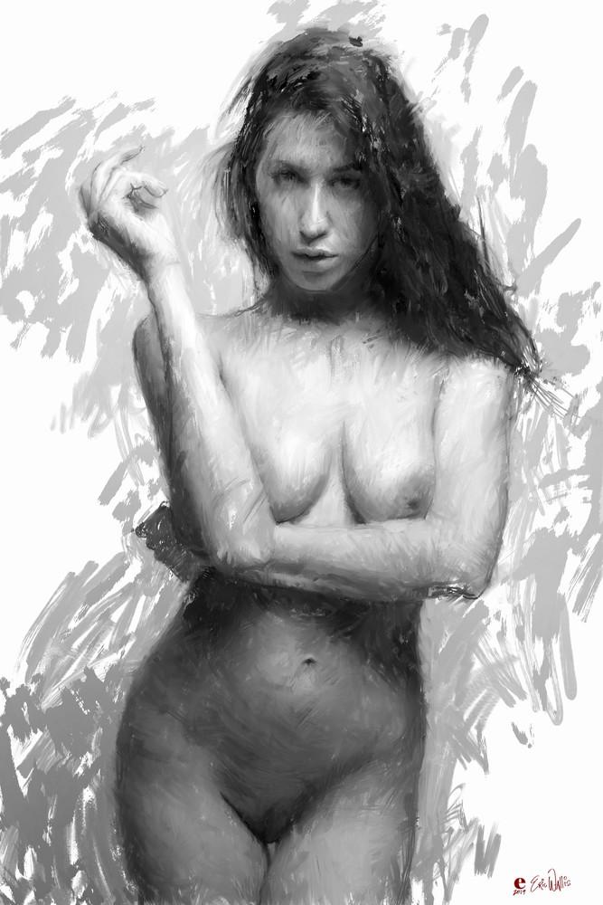 Nude Attitude by Eric Wallis