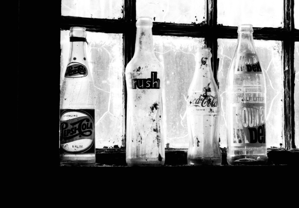 Soda Bottles Photography Art | Peter Welch