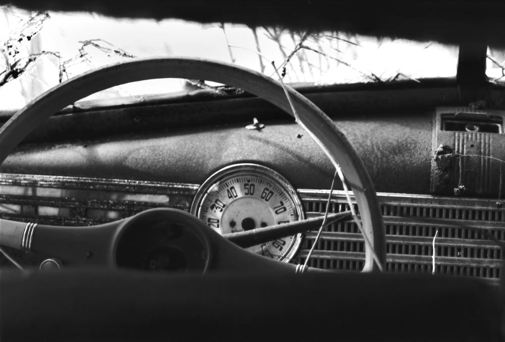 Dashboard Photography Art | Peter Welch