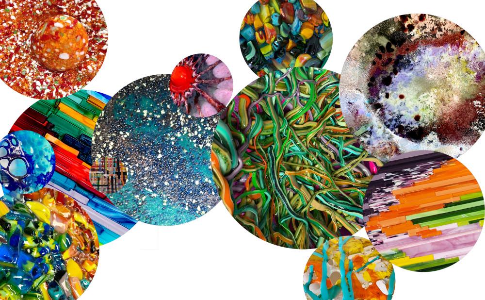 Overlap White Art | Natalie Ventimiglia Studios