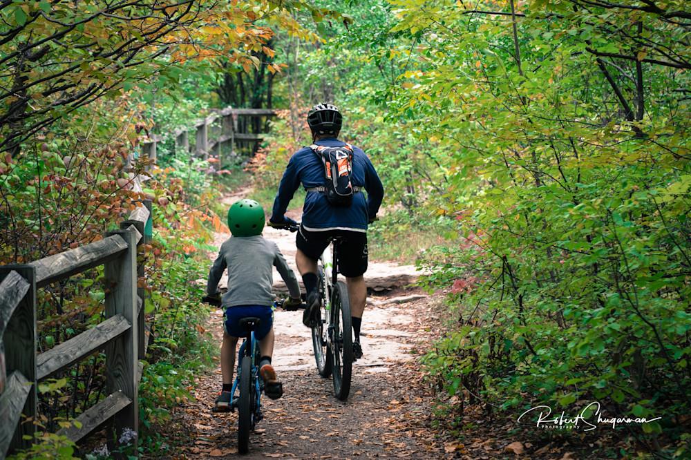 Fall Bike Ride | Shop Prints | Robert Shugarman Photography