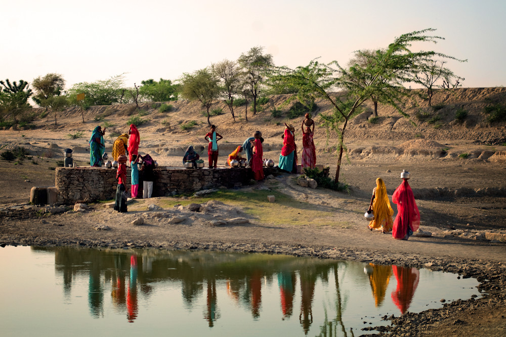 Water Bearers 1 Photography Art   templeimagery