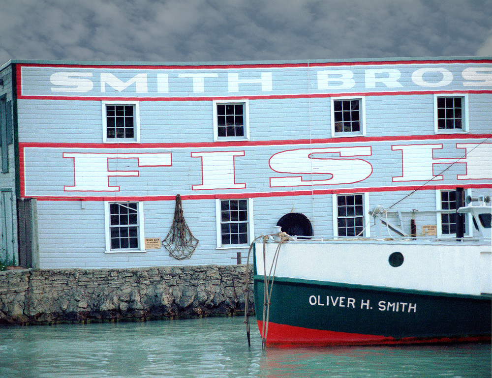 Smith Brothers Fish Photography Art | Mark Stall IMAGES