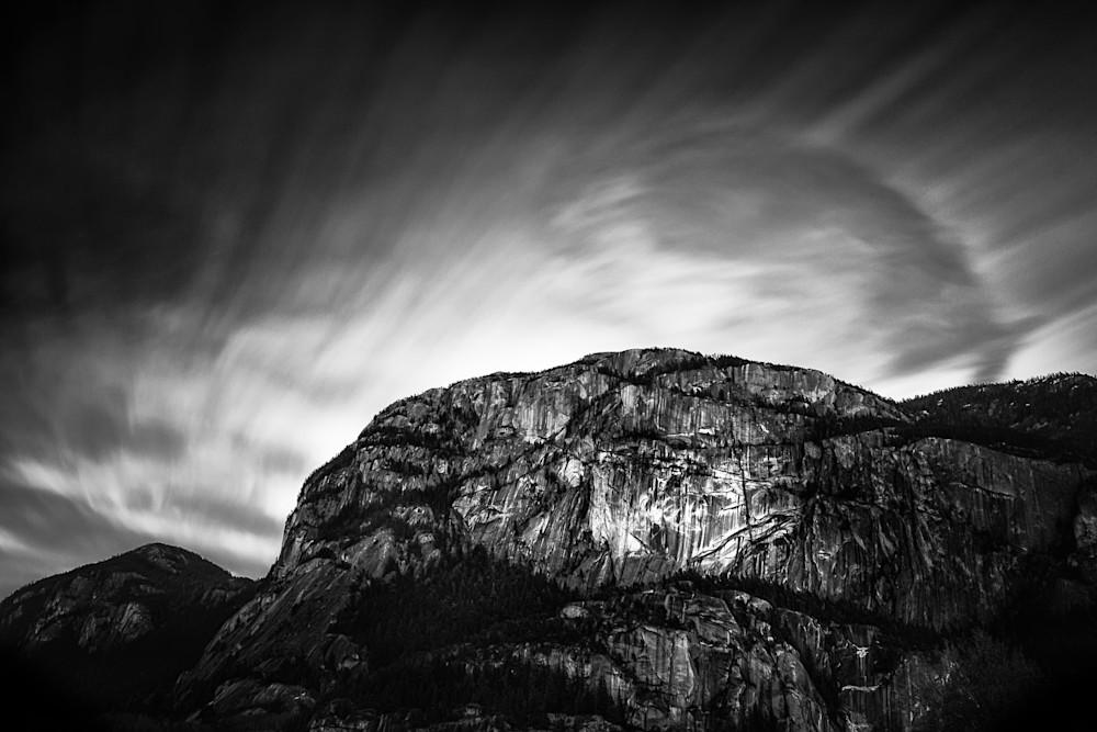 Squamish Stawamus Chief  rock climbing