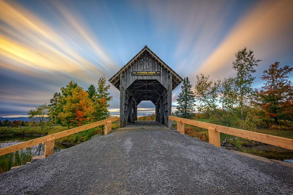 Dusk in Cabot, Vermont | Shop Photography by Rick Berk