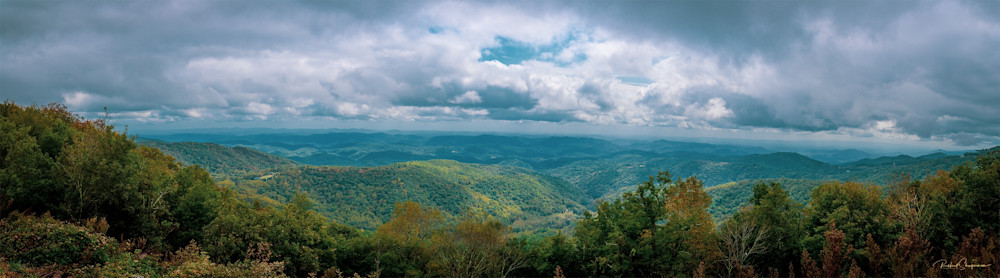 Panorama: Blue Ridge Mountains | Shop Prints | Robert Shugarman Photography