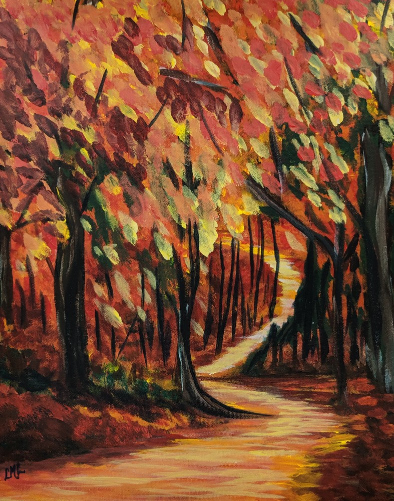 Maple Forest | LML Studio Art
