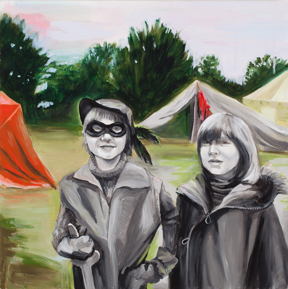 First Friends Art | Trine Churchill