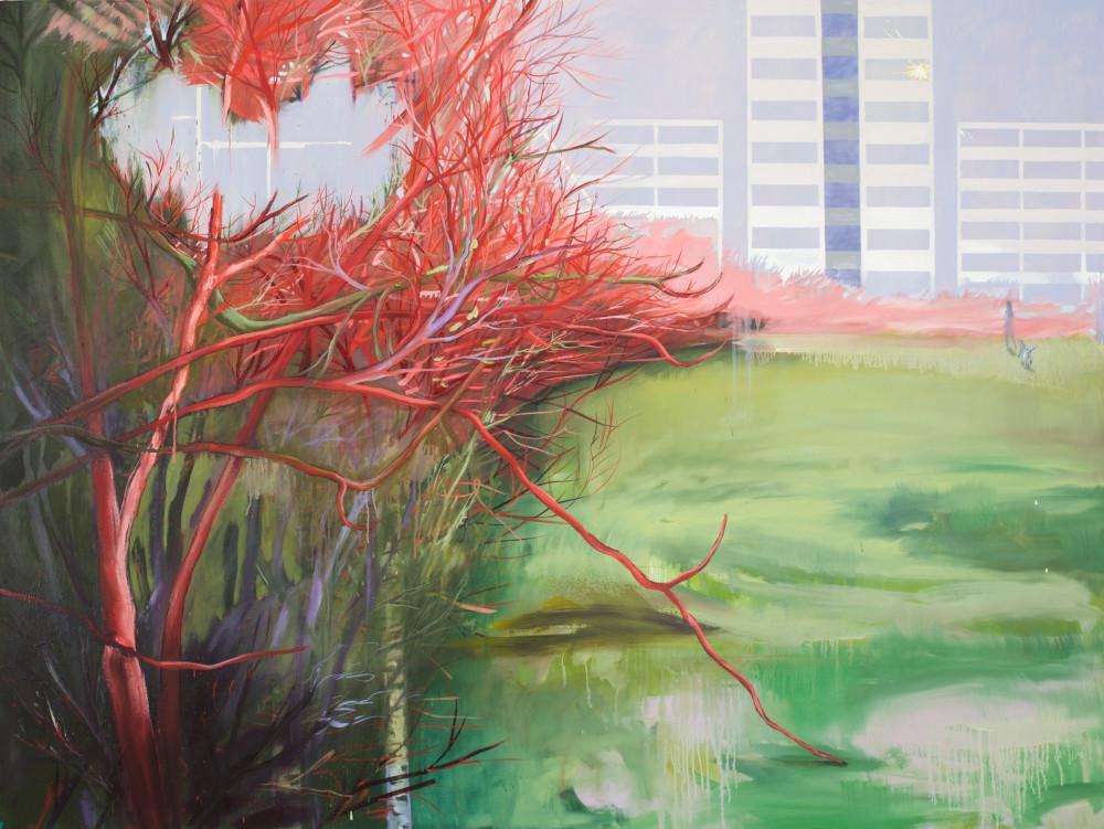 New Development / Nybyggeri Art | Trine Churchill