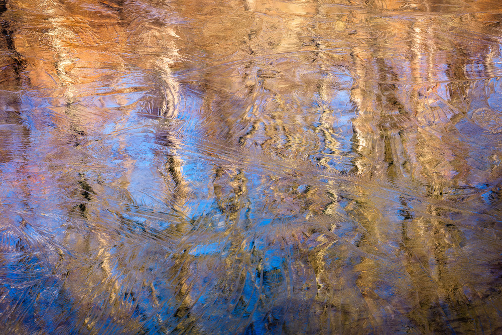 Ice-Bound Abstract 1