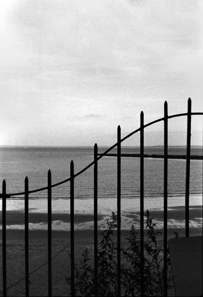 Rye Beach, Winter Photography Art | Peter Welch