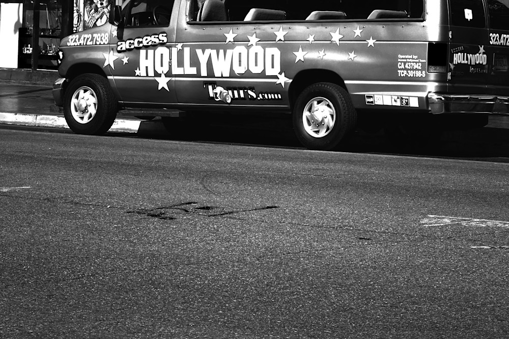 Access Hollywood Tours Photography Art | Peter Welch