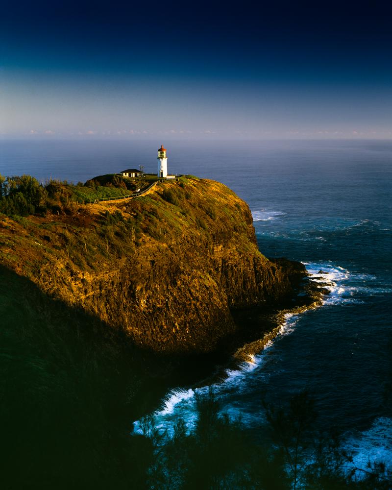 Fine Art Print | Kilauae Lighthouse at Kilauae Point