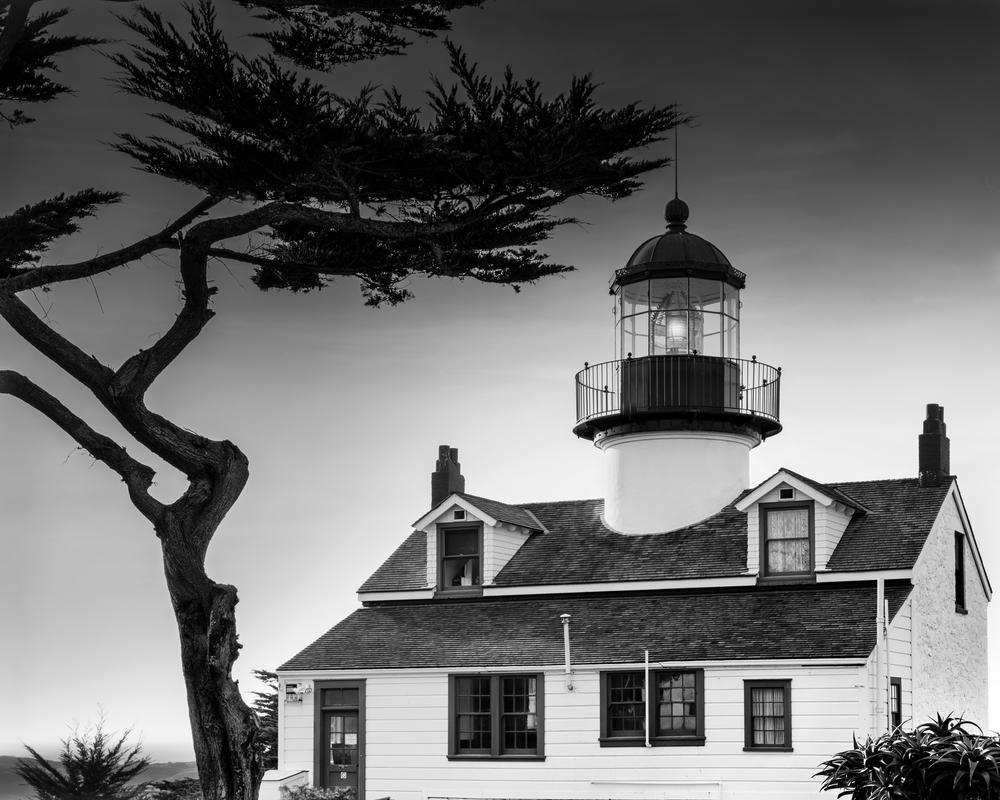 Fine Art Print   Point Pinos Lighthouse