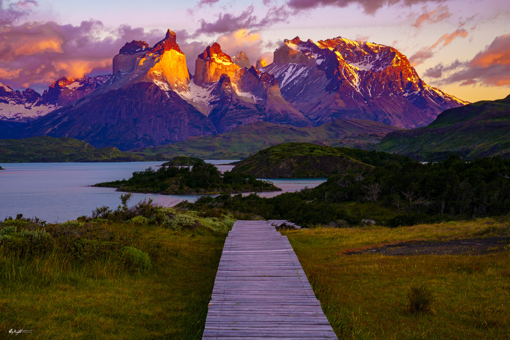 Pehoe Explora Patagonia in Torres Del Paine Chile