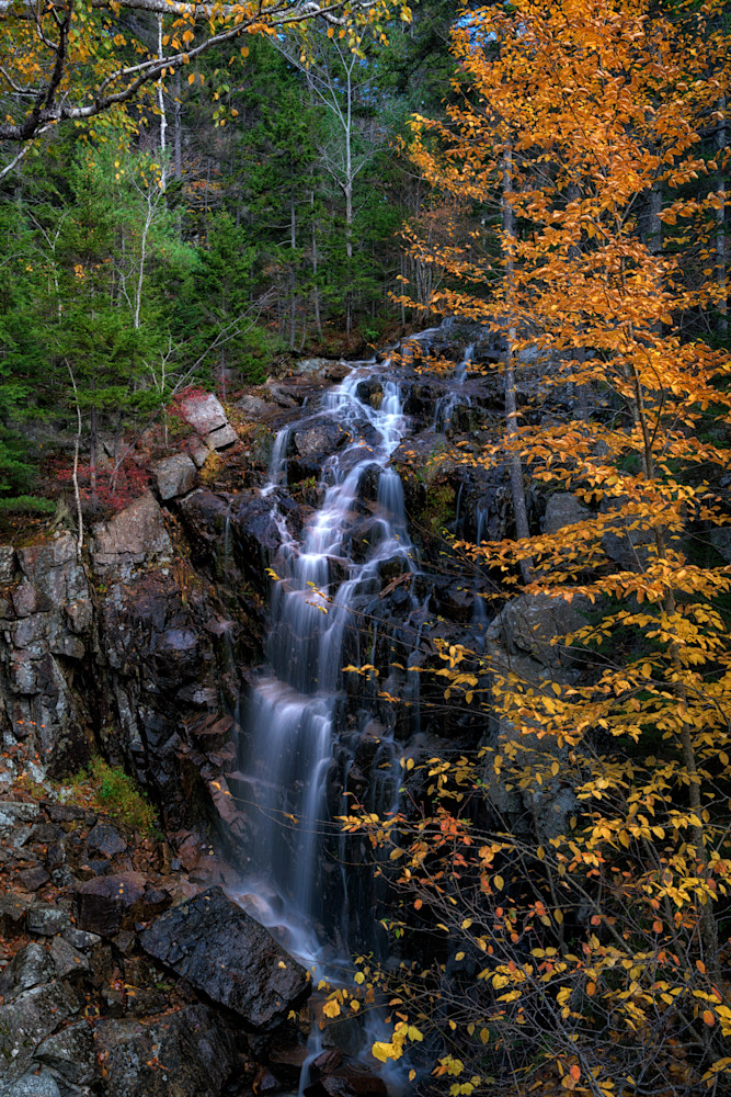 Hadlock Falls After an Autumn Rain | Shop Photography by Rick Berk