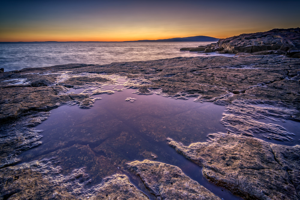 Autumn Glow at Schoodic Point | Shop Photography by Rick Berk