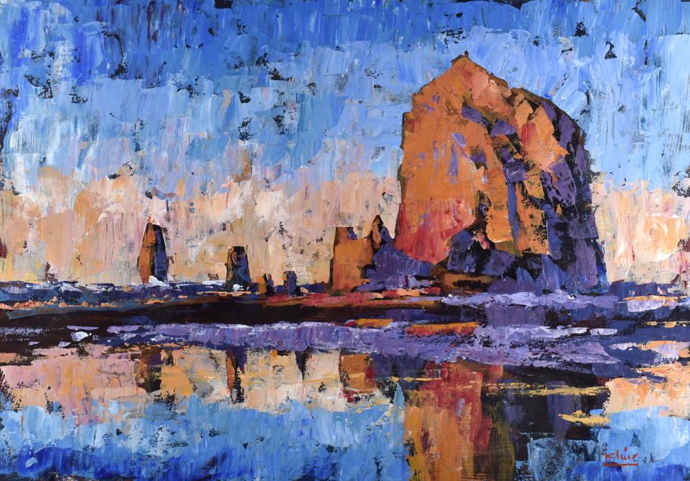 Haystack Rock Art | Steve Kleier Studio